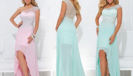 ad3de88426 Eleganckie suknie wieczorowe