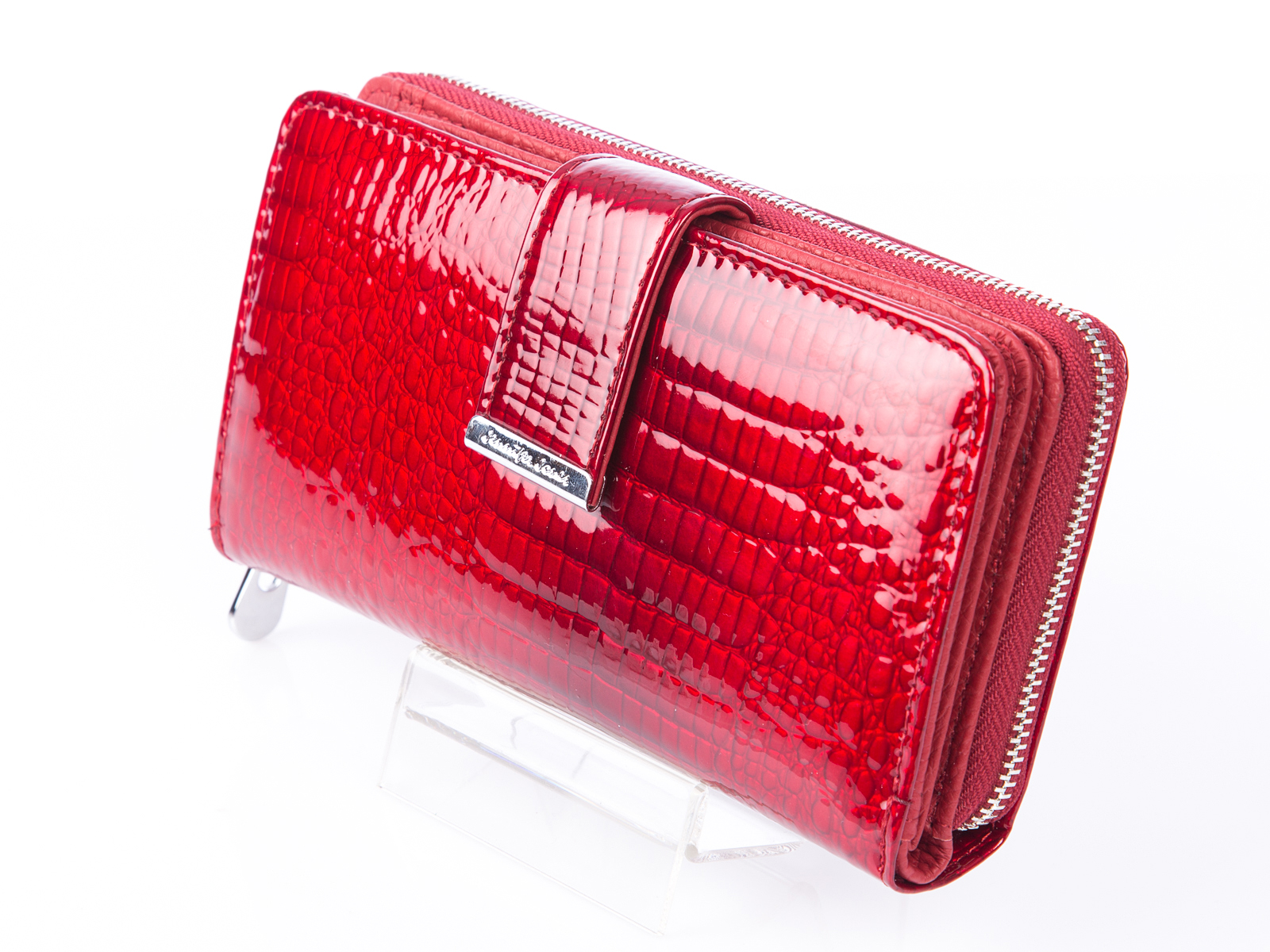 Skorzane portfele damskie (3)